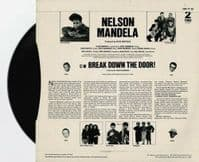 THE SPECIALS (THE SPECIAL AKA) Nelson Mandela Vinyl Record 7 Inch 2 Tone 1984.